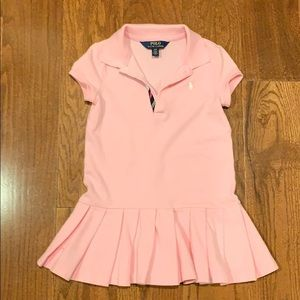 Ralph Lauren polo dress for girls